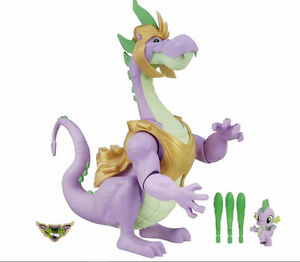 My Little Pony Guardians of Harmony Spike the Dragon - BRAND NEW
