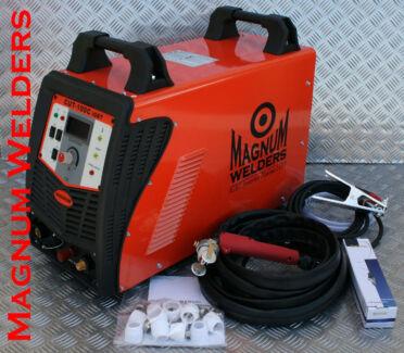 Magnum 3Phase Cut100P Air Plasma Cutter 100amp with Pilot Arc Cobden Corangamite Area Preview