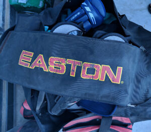 Adult Hockey bag with full gear and more