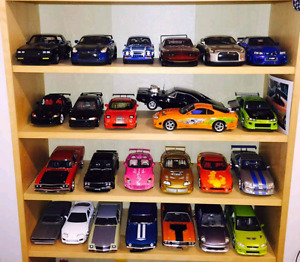 [WANTED] any fast & furious 1/18 diecast cars