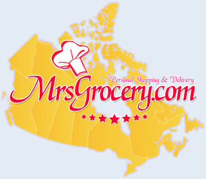 Mrs.Grocery Delivery Business Opportunity Available in Regina