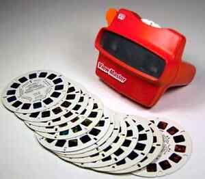 Looking for view master reels