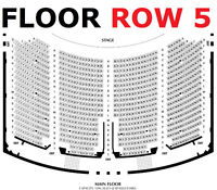City and Colour June 17 - 2/4 E-tickets - Sec 201 Rows 5,6 - JXR