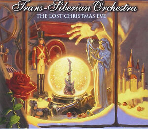 Trans-Siberian Orchestra-The Lost Christmas Eve cd