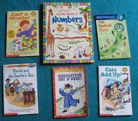 Primary/Jr Math Books