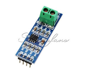 10PCS MAX485 MAX485CSA RS-485 TTL  to RS485 Converter Module For Arduino