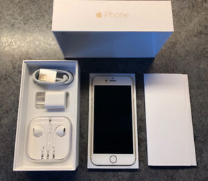 iPhone 6 (64gb) Gold (new Battery)