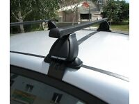 Mont Blanc roof rack bars fits Volkswagen polo