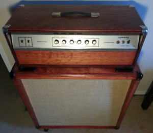 Early 70's Ampeg VT-22/V4 and 1960b cab