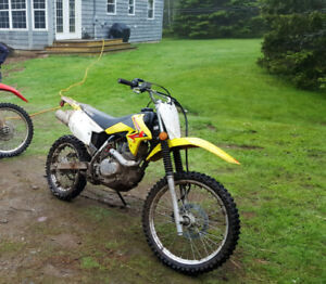 2014 Suzuki drz 125 dirt bike