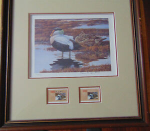 Wildlife Habitat Canada / Prints with Stamps / s-n London Ontario image 7