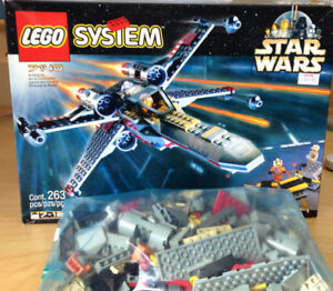 Lego Star Wars 7140 First Edition X-Wing Fighter