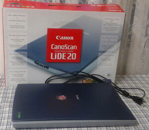 Canon Cano scan lid 20