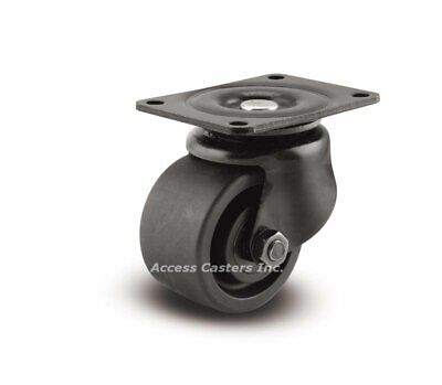 20ng03201s 3 Business Machine Swivel Plate Caster Nylon Wheel 700 Lbs Capacity