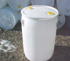 Cheap barrels for rain water garden drinking animals and other