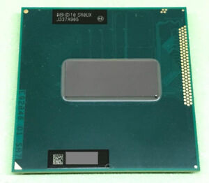 Intel Core i7-3630QM Quad 2.4GHz Socket G2 Laptop CPU Processor