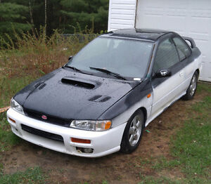 2001 Subaru Impreza 2.5rs GC8 Coupe (2 door)