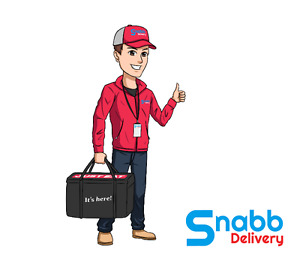 Snabb Delivery - Food Delivery Drivers