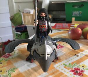 Jouet playmobil Dragon Dragomortepoigne