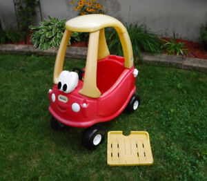 Voiture Little Tikes Cozy Coupe