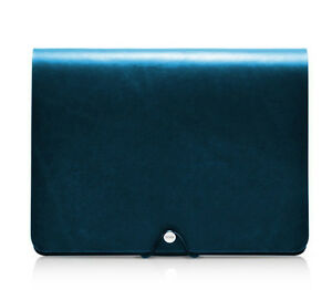 Evouni Leather Arc Cover for iPad 2, 3, 4, - Turquoise