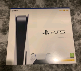 BRAND NEW SEALED PS5 DISC EDITION CONSOLE