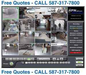 Security Alarm Systems & CCTV Surveillance Solutions Businesses