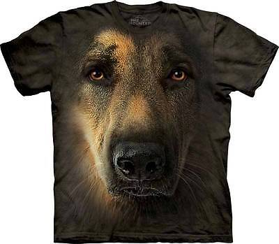 Adult German Shepherd (GERMAN SHEPHERD PORTRAIT ADULT T-SHIRT THE)