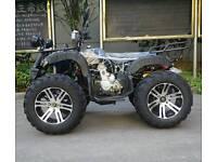 Farm style 250cc petrol quad bike shaft drive.