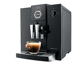 Jura Impressa F7 Espresso / Coffee Machine