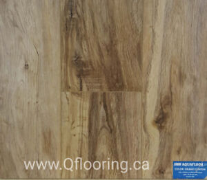 NAF Aquafloor Waterproof Vinyl  Hardwood, Engineered, Laminate