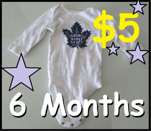 186994cc8 Maple Leafs Baby | New and Used Baby Items in Ontario | Kijiji ...
