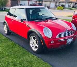 2003 Mini Cooper