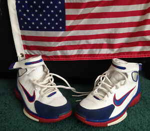 New vintage NIKE All Star Jordan Kobe USA Shoes Youth 6