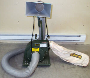 Craftex CT126 Dust Collector