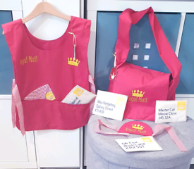 Childrens Royal Mail Dressing Up Set..