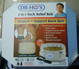 Dr. Ho's 2-in-1 Back Relief Belt-NEW- REDUCED !!!!