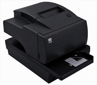 7167-7011 Ncr Thermal Receiptslip Printer Rs232usb Black