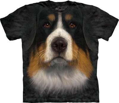 BERNESE MOUNTAIN DOG ADULT T-SHIRT THE MOUNTAIN