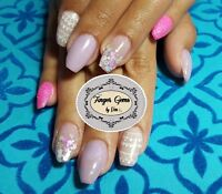 Get Your Quality Gel / or Acrylic Nails Done Here!!!!