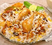 Halal Food and Catering (Pakistani)