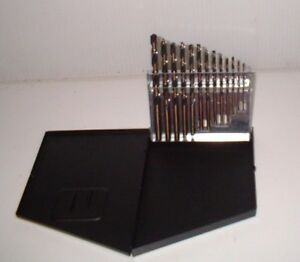 Norseman SP-13 Magnum Super Premium Drill Bit Set, Black & Gold, 13pc  44110