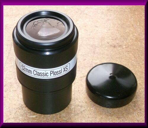 2 inch 52mm Classic Plossl  XS Telescope Eyepiece