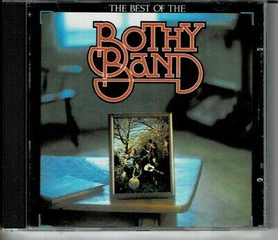 CD-The Best Of The Bothy Band-Irish Celtic Music-CD-Case-Insert Like