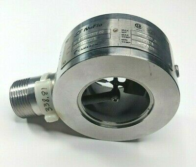 2 Cameron Nuflo Gas Turbine Flow Meter 9a-100003397 02