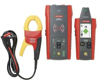Amprobe At-6030 Advanced Wire Tracer Kit With Signal Clamp
