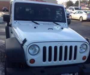 JEEP WRANGLER 2013!!!!!!  4X4 ALL TERRAIN