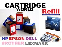 Ink Cartridges and Printer Ink Postal delivery available