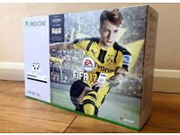 BEST DEAL - Brand New Xbox One S + Fifa 17 for £224,99