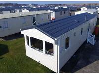 8 berth caravan for hire Cala Gran Haven Fleetwood/Blackpool